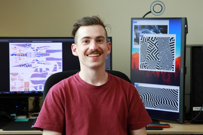 Jack LaPilusa, the winner of the Vuse Design Challenge, will see his design hit the track on August 8 at the Music City Grand Prix.