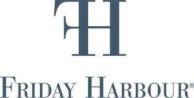 Friday Harbour is Canada's upscale lifestyle resort community, located on the shores of Big Bay Point, Lake Simcoe (CNW Group/Friday Harbour)