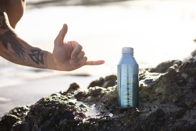 Mananalu is on a mission to end single-use plastic water bottles.