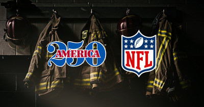 America250 partners with the NFL for America250 Awards.