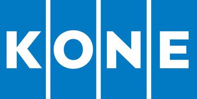 KONE Logo. (PRNewsFoto/KONE Inc.)