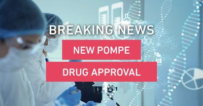 Muscular Dystrophy Association Celebrates FDA Approval of (Nexviazyme) for Treatment of Pompe disease.