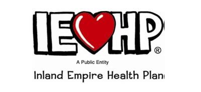 IEHP Logo (PRNewsfoto/Inland Empire Health Plan (IEHP))