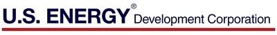 U.S. Energy Development Corporation Logo (PRNewsfoto/U.S. Energy Development Corpora)