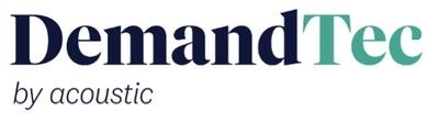 DemandTec logo (PRNewsfoto/DemandTec by Acoustic)