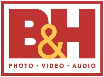 B&H Photo Logo (PRNewsfoto/B&H Photo)