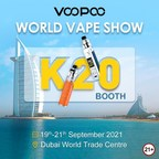 First of the overseas exhibitions, VOOPOO will be showcasing its «best ever cores» at the Dubai show