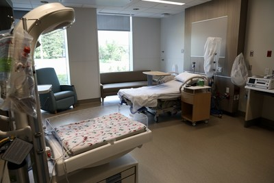 Wexford Hospital birthing suite