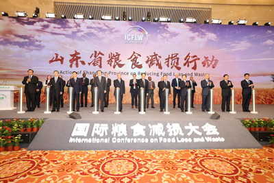 Int'l Conference on Food Loss and Waste Opens in Jinan, Shandong