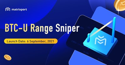 """Matrixport's """"Range Sniper"""" Empowers Stablecoin-holders to Accumulate Bitcoin whilst Earning High Yields"""
