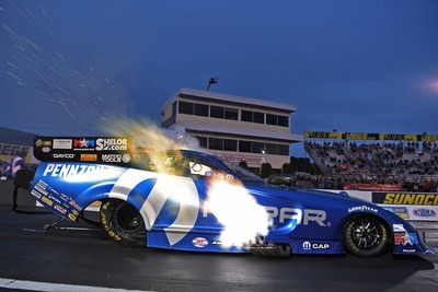 """Mopar Express Lane Nationals launch NHRA's """"Countdown to the Championship"""" playoff series in Reading, Penn."""